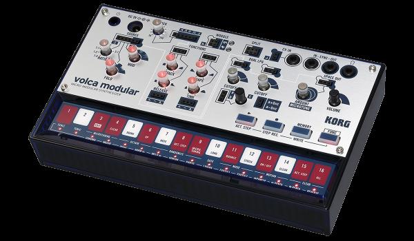 Volca Modular Semimodularer Synthesizer
