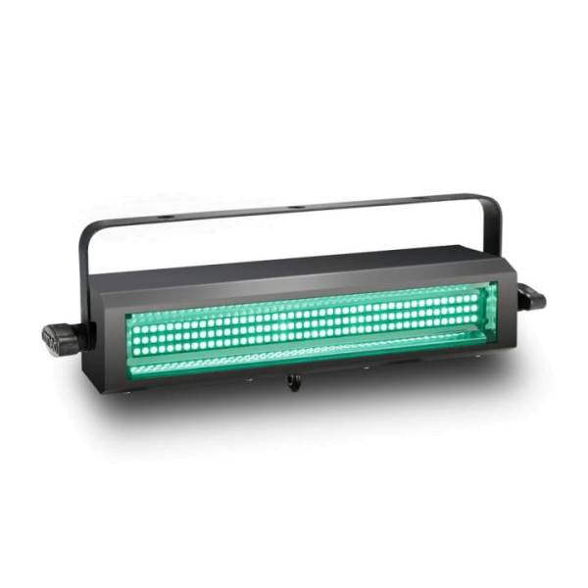 THUNDER WASH 100 RGB 3 in 1 Strobe, Blinder und Wash Light 132 x 0,2 W RGB
