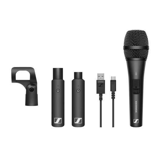 XSW-D VOCAL SET XS 1 Mikrofon mit XSW-D XLR Sender XSW-D XLR Empfänger