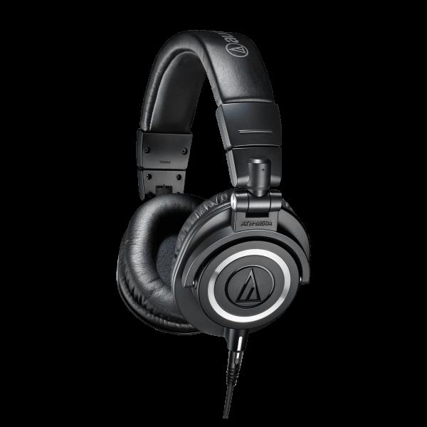 ATH-M50 X Studio Kopfhörer abnehmbares Kabel