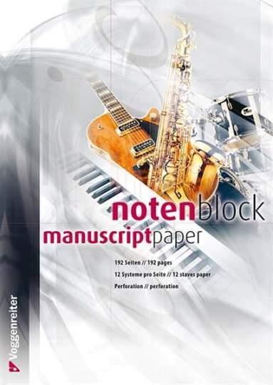 Notenblock