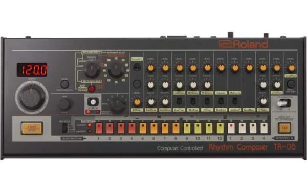 TR-08 Drum Sound Modul Boutique-Serie