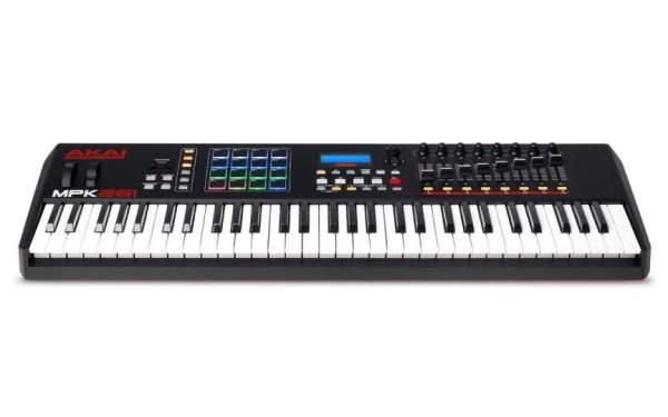 MPK 261 USB/MIDI Pad Keyboard