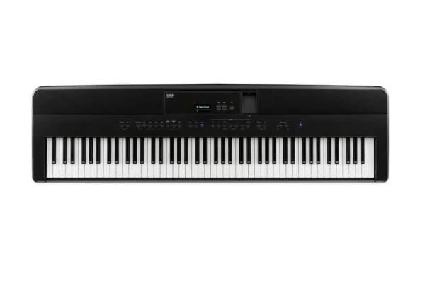 ES-520 schwarz RH-C Tastatur mit Ivory Touch und Let-Off