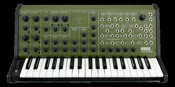 MS-20 FS GN Green