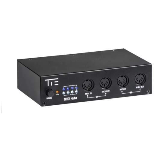 Midi 4i4o 4-Fach USB Interface