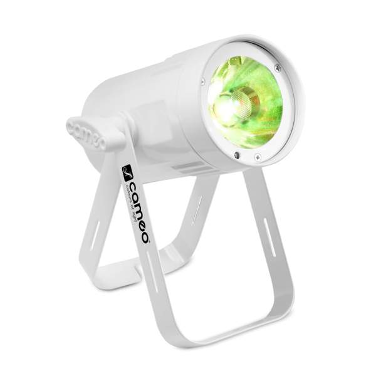 Q-Spot 15 RGBW WH Kompakter Spot mit 15 W RGBW Quad-LED
