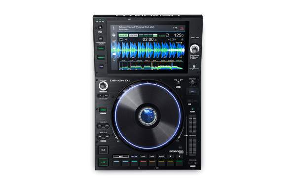 SC6000 Prime DJ-Medienplayer