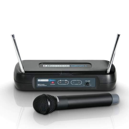 ECO 2 HHD 3 Funkmikrofon System mit Handmikrofon dynamisch