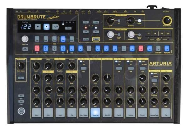 DrumBrute Creation Edition Analog Drum Machine - Special Edition