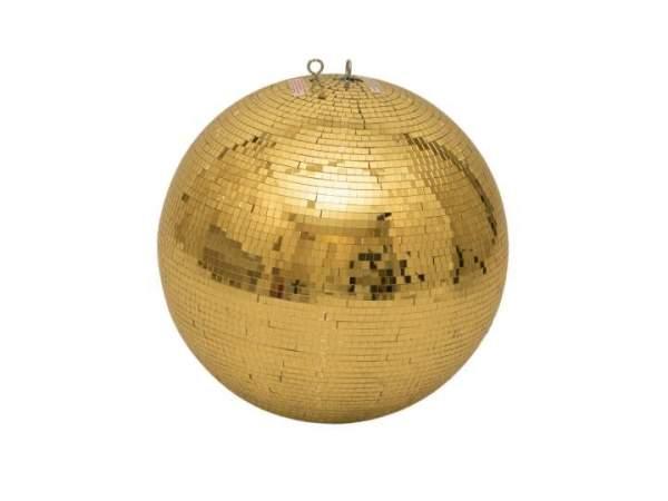 Spiegelkugel 50cm gold