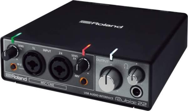 RUBIX22 USB Audio Interface