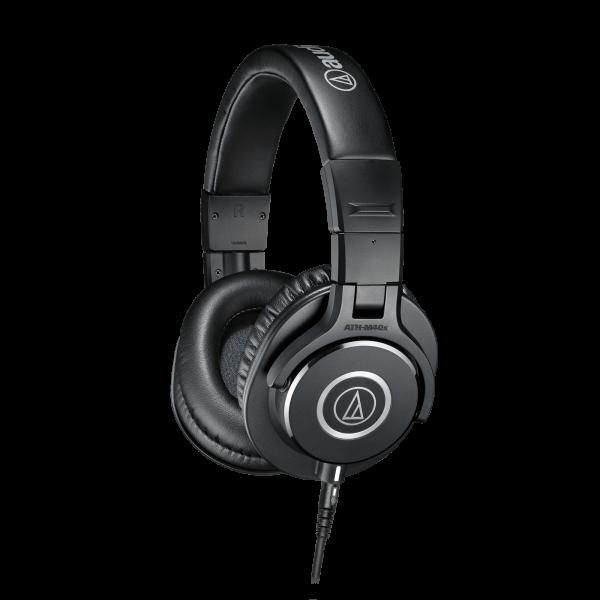 ATH-M40 X Studio- und DJ-Kopfhörer abnehmbares Kabel