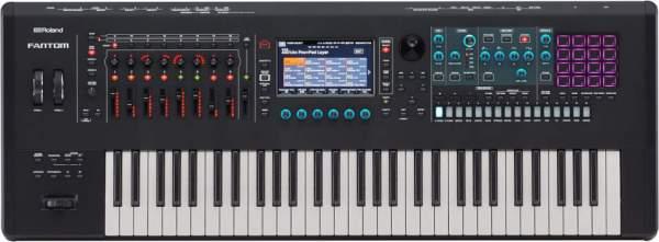 Fantom-6 Synthesizer Music Workstation