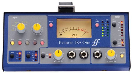 ISA One Mic-Preamp