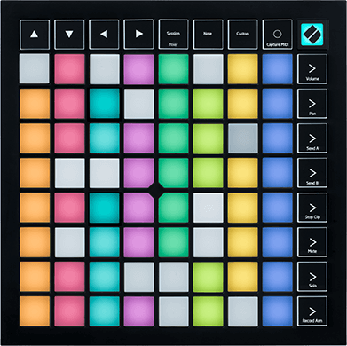 Launchpad X Grid-Controller
