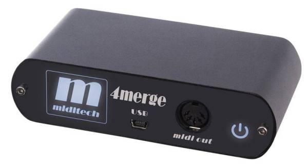 MIDI 4merge USB