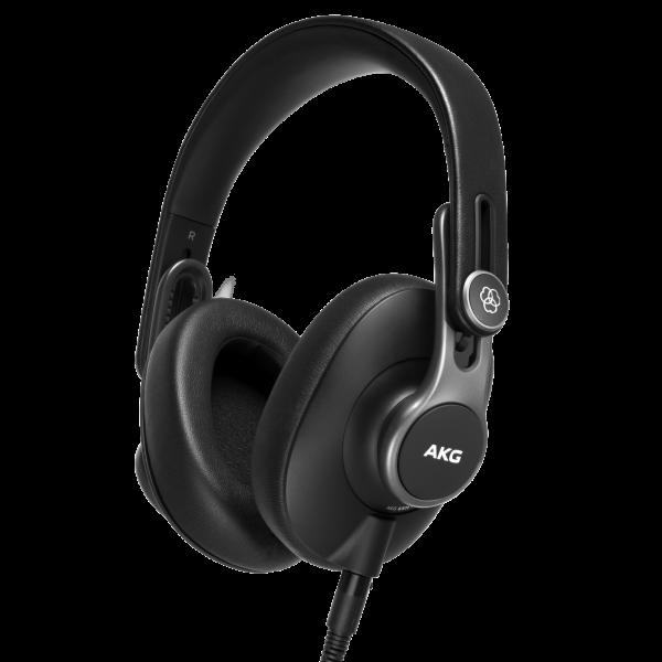 K371 Geschlossener Kopfhörer 114 dB spl/V 32 Ohm
