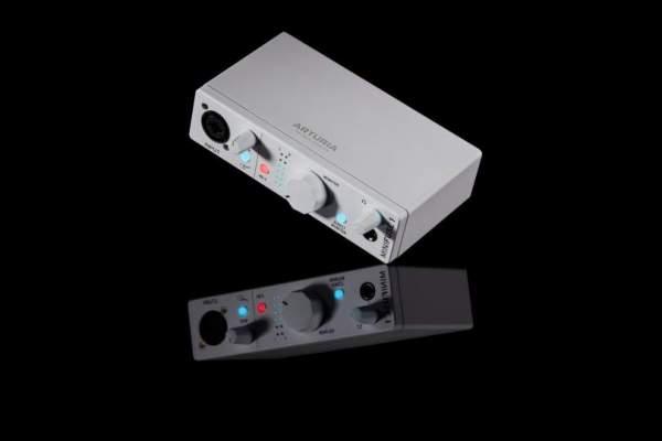 MiniFuse 1 White USB Audiointerface