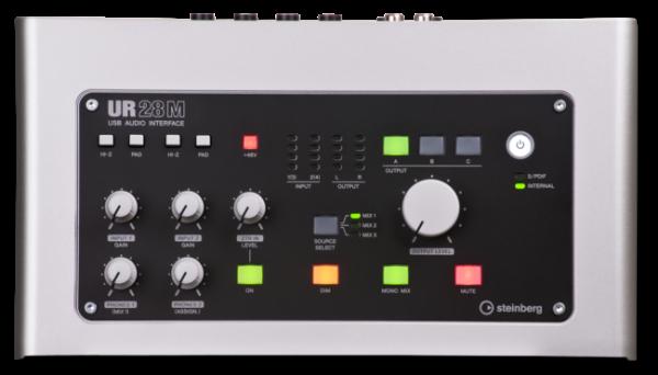 UR28 M 6 x 8 USB 2.0 Audio-Interface