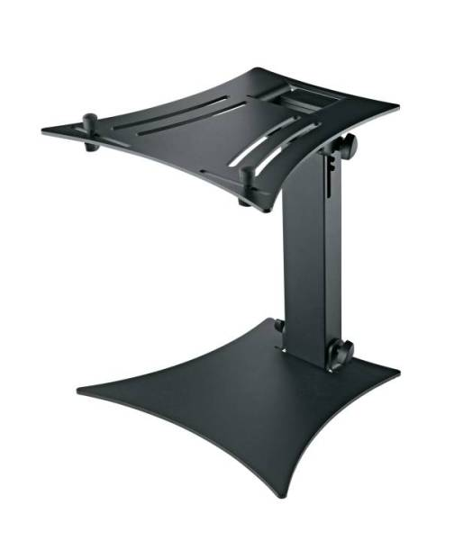 12190 Laptop-Ständer schwarz struktur