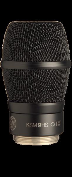 RPW186 KSM9HS Funkmikrofonkopf schwarz