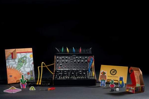 Sound Studio 1 Mother-32 & DFAM