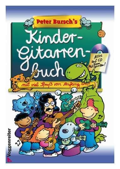 Kinder-Gitarrenbuch