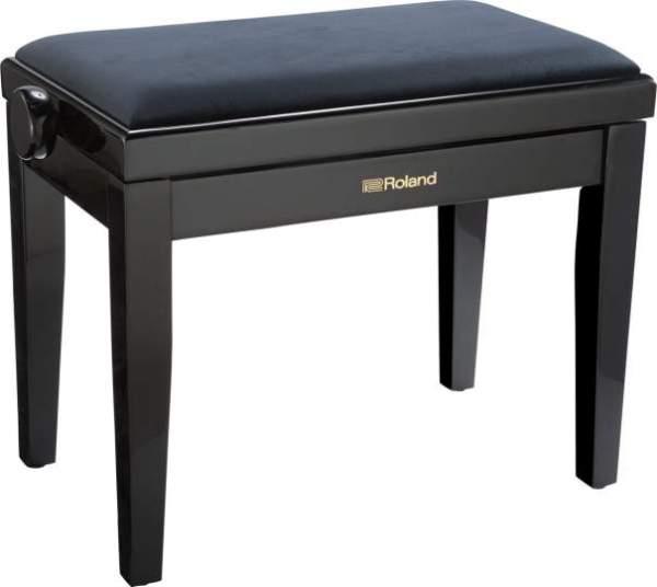 Pianobank RPB-220bk schwarz