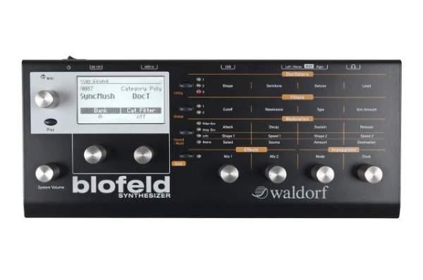 Blofeld DT Desktop black