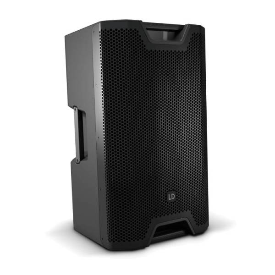 ICOA 15 A Aktiver Fullrange Lautsprecher