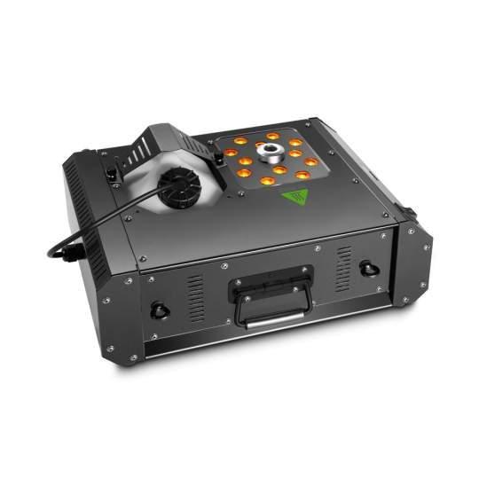 STEAM WIZARD 2000 Nebelmaschine mit RGBA-LEDs für farbige Nebeleffekte